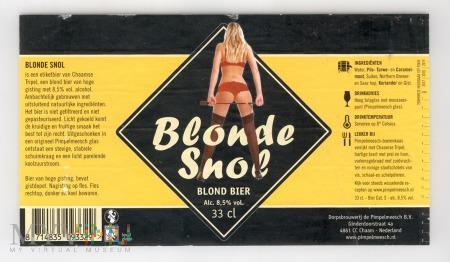 Blonde Snol