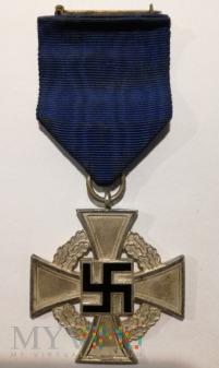 Truedienst-Ehrenabzeichen. Krzyż za 25 lat służby