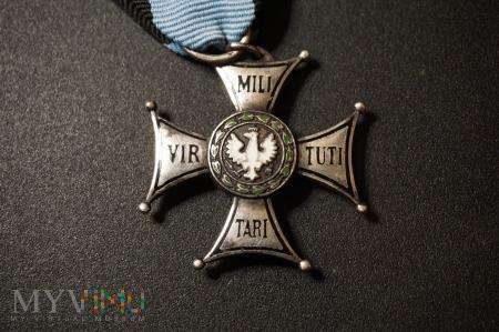 Order Virtuti Militari - V klasy Nr:3871