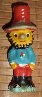 Rumcajs - figurka palacz PRL-u