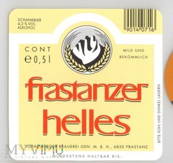 Frastanzer helles