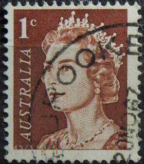 Australia 1c Elżbieta II