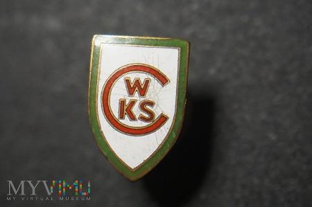 Duże zdjęcie Pamiątkowa odznaka CWKS Warszawa