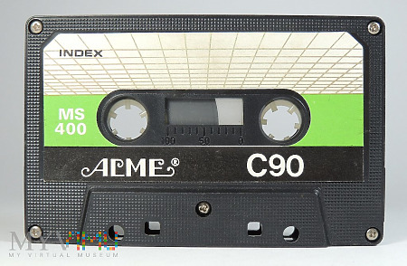 Acme MS400 C90 kaseta magnetofonowa
