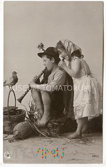 Pocztówka artystyczna - wyd. 1904
