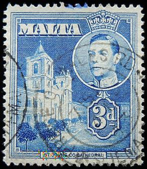 Malta 3d Jerzy VI