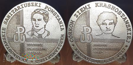 293. Krasnostawskie sanitriuszki Powstania War.