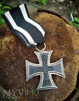 Krzyż żelazny ek2 1813 1914