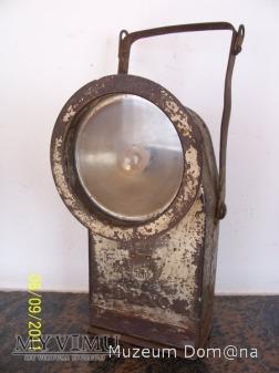 LAMPA GÓRNICZA ELEKTRYCZNA - AZ 1232 - DEAC