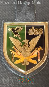 Odznaka DAS z XXIX zmiany 2008 Syria - RRR
