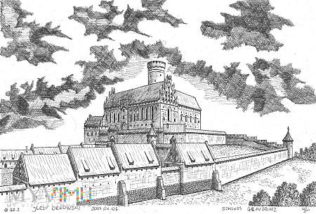 Duże zdjęcie Zamek krzyżacki w Grudziądzu