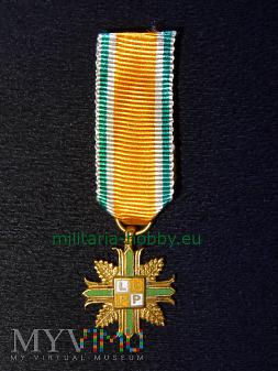 Odznaka pamiątkowa LOPP miniatura