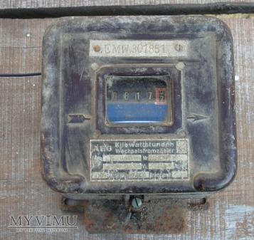 Licznik prądu