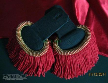 épaulettes de tradition (II)