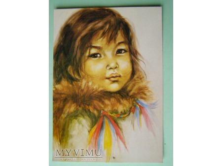 29. Portret dziewczynki 1977