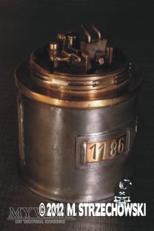 Lampa benzynowa bezpieczenstwa Friemann & Wolf