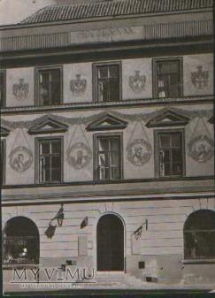 Lublin Kamienica Klonowicza w Rynku 66r