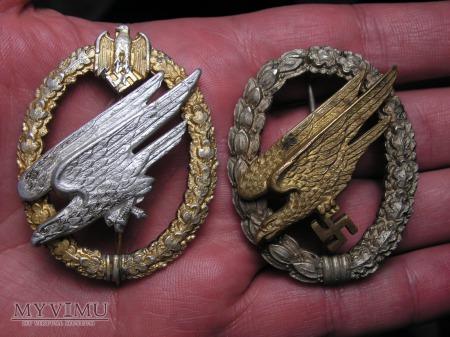 Odznaka Spadochroniarza Heer