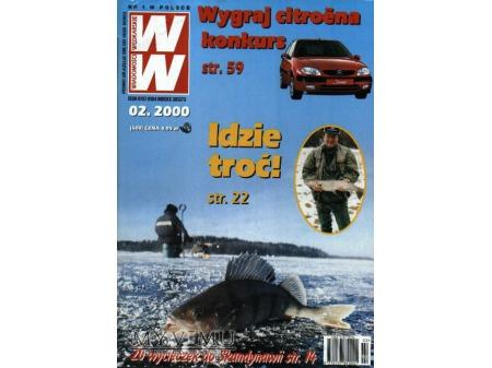 Wiadomości Wędkarskie 1-6/2000 (607-612)