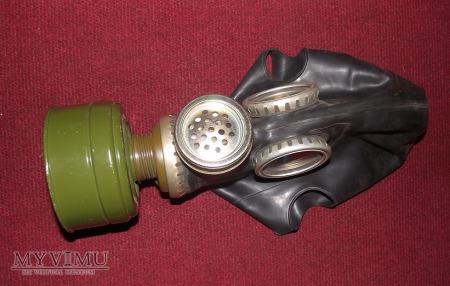 Radziecka maska p. gazowa