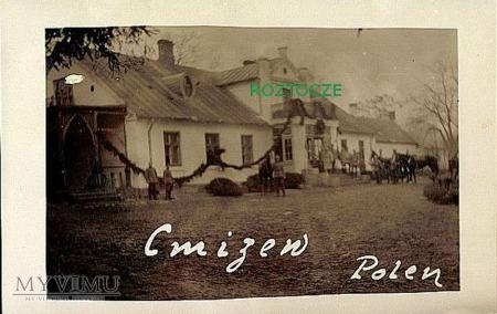 Ćmiszew Rybnowski Dwór