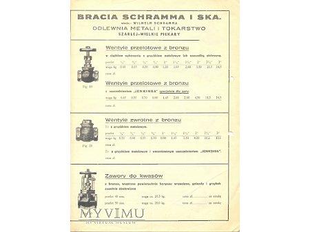 Bracia Schramma - folder