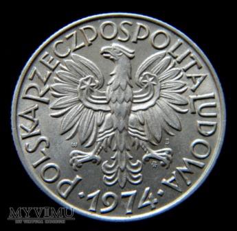 5 Złoty 1974