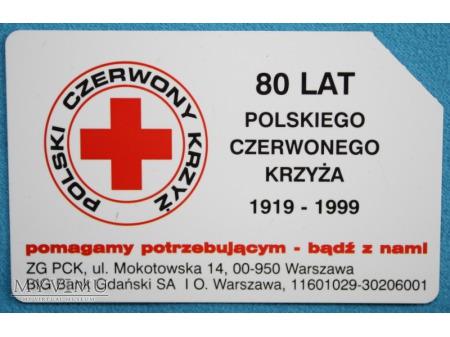 80 Lat Polskiego Czerwonego Krzyża 1919-1999