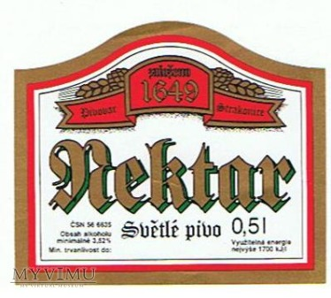 hektor světlé pivo