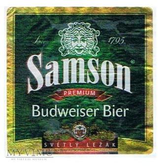 samson budweiser bier