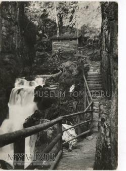 Karkonosze - Wodospad Kamieńczyka 1961