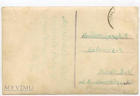 Karkonosze - Szklarska Poręba - lata 50-te