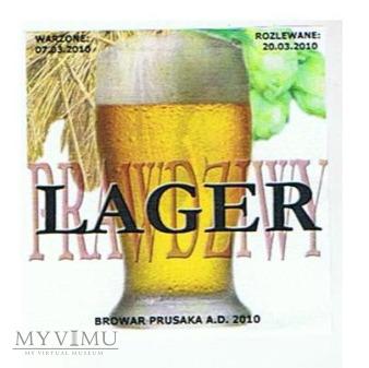prawdziwy lager