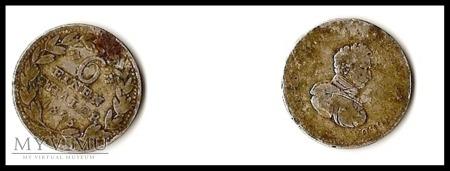 1/6 einen thaler 1828