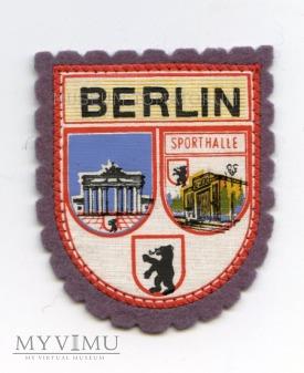 Naszywka - Berlin