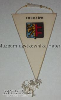 Proporczyk ZSG KWK Barbara-Chorzów