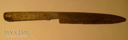 Maleńki nożyk