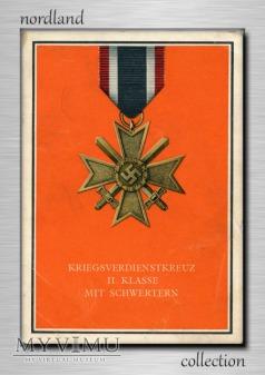 Pocztówka z KVK II klasy