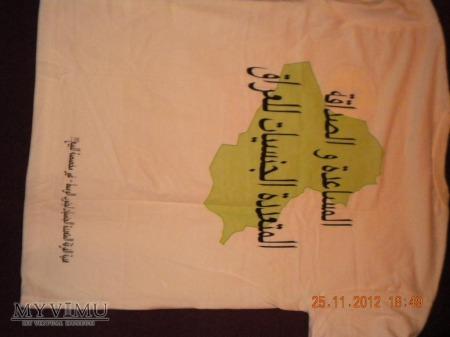 Koszulka Multinational Division CS Iraq