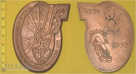 Medal kolejowy Górnośląskich Kolei Wąskotorowych