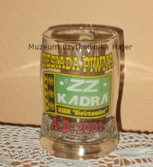 2001 Kadra KWK Bielszowice Biesiada Piwna