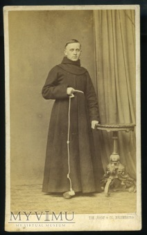 Bydgoszcz - Bromberg 1867 r Th. Joop cdv