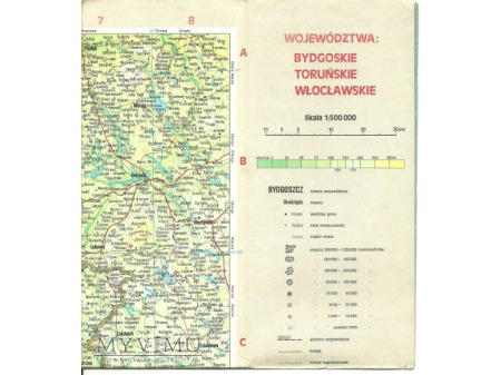 Mapa przeglądowa I