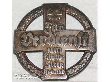 Odznaka Fur Verdienst srebrna