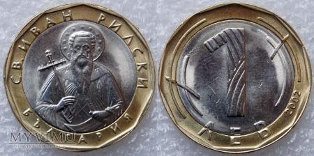 Bułgaria, 1 LEW 2002