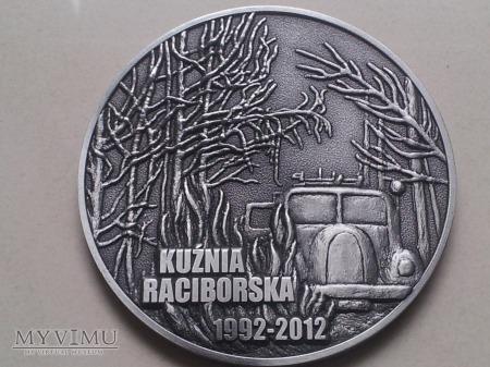 XX Rocznica Pożaru w Kuźni Raciborskiej