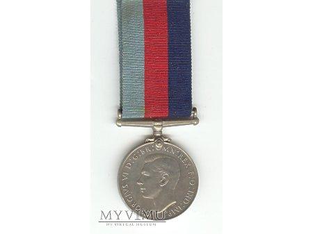 ANGLIA THE DEFENCE MEDAL 1939-1945