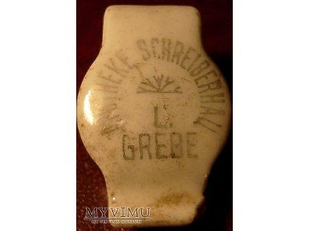 Duże zdjęcie Grebe - porcelanka apteczna