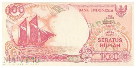 Indonezja - 100 rupii (1999)