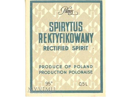 SPIRITUS REKTYFIKOWANY